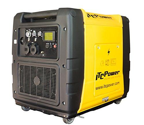 ejemplos de generadores electricos