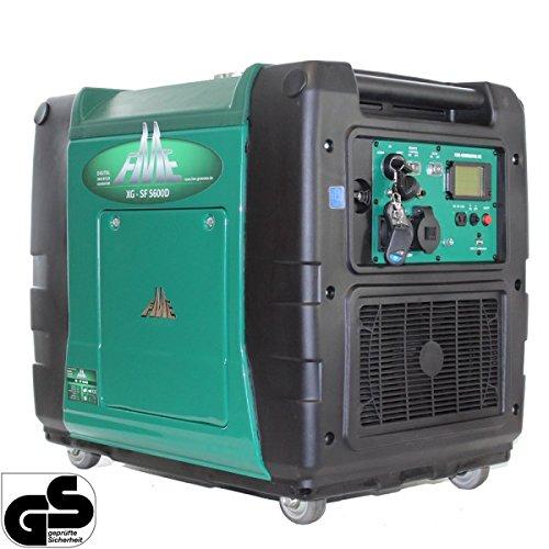 mejores marcas generadores electricos