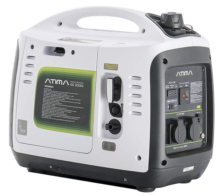 generador gasolina 2000w