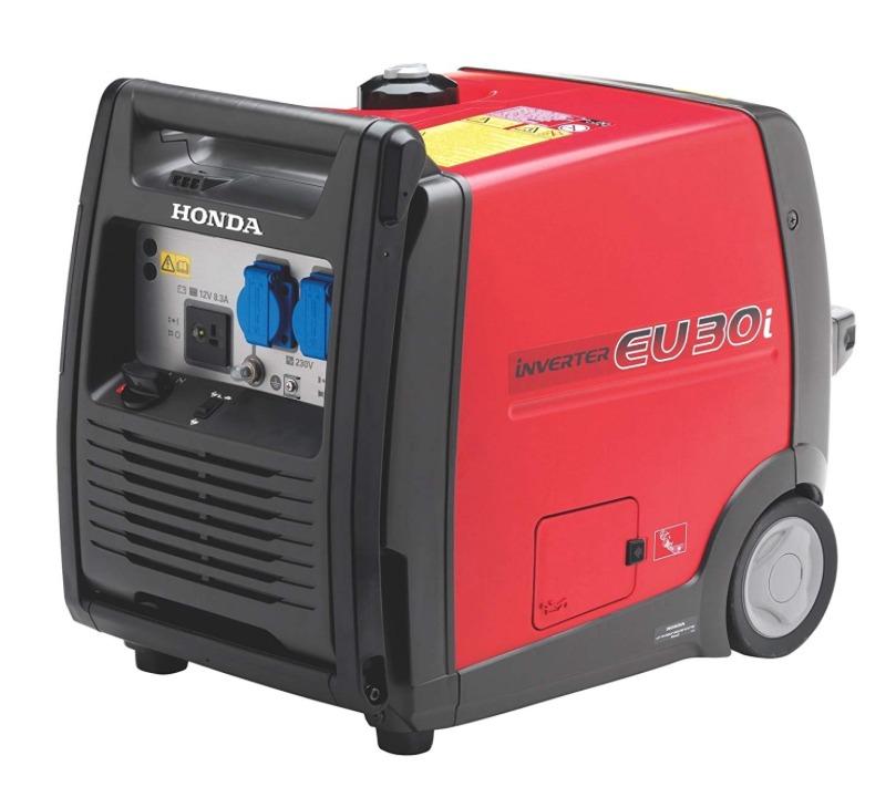 generador inverter arranque electrico